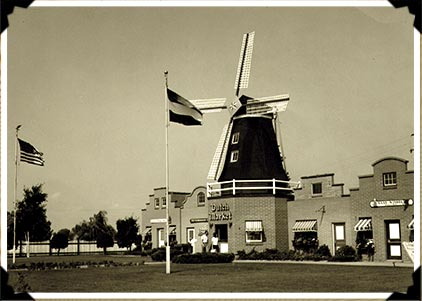 Historical Photo Dutch Village