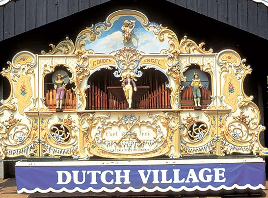 Dutch Village Organ