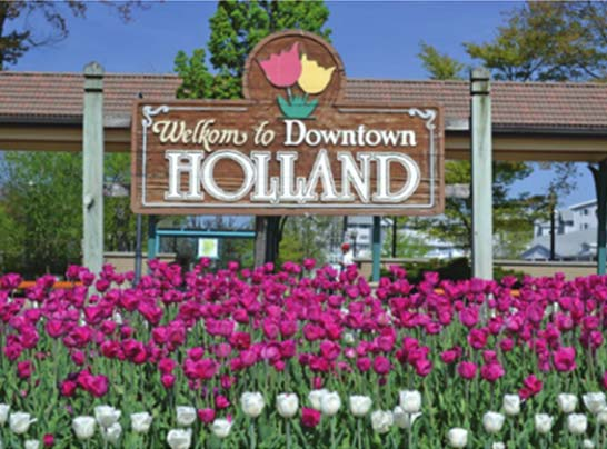 Holland Michigan Tulip Time Festival