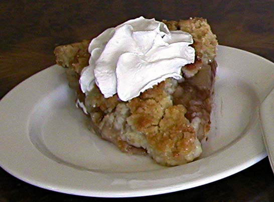 Dutch Village Pie from Hungry Dutchman Restaurant