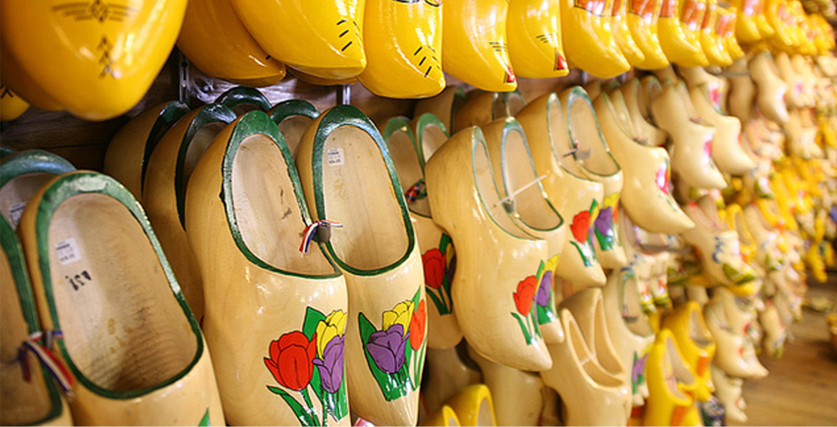 Dutch Village Holland MI Wooden Shoes